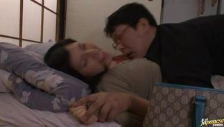 Fascinating Azusa Nagasawa with big tits supplicates for some sweet fucking