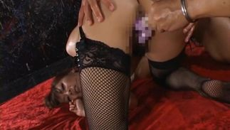 Ambitious Hinano with stylish tits and man are often collision up and having casual sex sessions