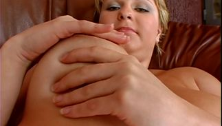 Lustful Veronika with firm tits is getting fucked from the back