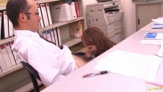Breasty gal Hitomi Tanaka is prodigious and she reaches a massive agonorgasmos quickly